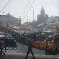 Туманный Хельсинки :: Валентина Харламова