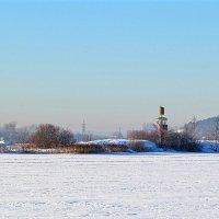 Зимний Екатеринбург.остров Маленький.маяк. :: megaden774