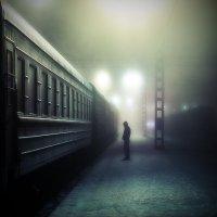 поезд в никуда :: Алексей Некрасов
