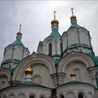 Храм Успения Пресвятой Богородицы :: Татьяна Пальчикова