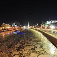 Москва.7.02.2017. 20:26 ( -20 С.) :: Виталий Виницкий