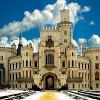Замок Глубока над Влтавой :: Алла ************