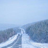 По дороге на Байкал :: Дмитрий Головин