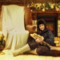 Новогодняя сказка для Кирюши :: Юлия Трошина