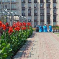 В городе Донецке. :: Оля Богданович