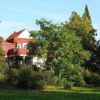 Загородный дом доктора Г. Й. Винтера :: Елена Павлова (Смолова)