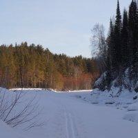 Громотуха зимой... :: Alexandr Staroverov