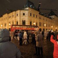Новогодний стрит :: Константин Фролов