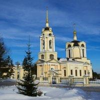 """Церковь иконы Божией Матери """"Знамение"""" :: Андрей Куприянов"""