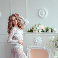 Нежные сборы невесты. :: Виктория Штыкулина