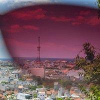 Мир сквозь розовые очки... :: Инна Звягинцева