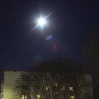 Дом стоит, свет горит... :: Дмитрий Костоусов