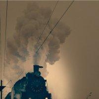 steam locomotive :: Rijiy Svo