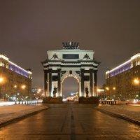 Ночная Москва :: Олег Пученков