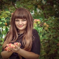 Аромат яблок :: Вера Сафонова