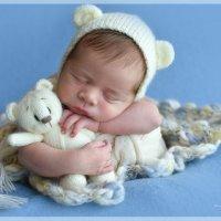 маленький мишка :: Юлия Слободскова