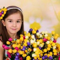 маме на 8 марта :: Екатерина Гриб