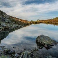 Гляжу в озёра синие... :: Андрей Поляков