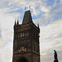 Староместская мостовая башня .Прага. :: Татьяна Панчешная