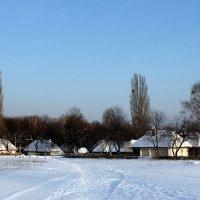 Домик в деревне :: Наталья Сытник