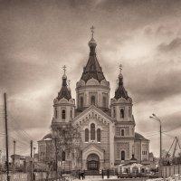 Собор Александра Невского :: Дмитрий Гортинский