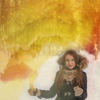 Цветной дым :: Женя Рыжов