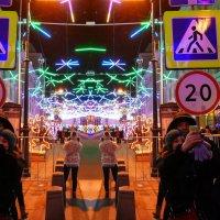 Москва, Зазеркалье :: Анатолий Шулков