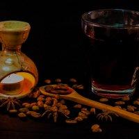 чай при свечах :: юрий мотырев