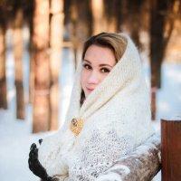 Девушка :: Мария Юрьева