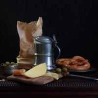 С  брецелем  и  сыром :: Наталья Казанцева