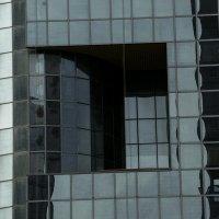 Бесконечное окно :: Людмила Синицына