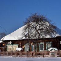 Нарядный дом. :: Наталья