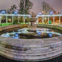 Новогодний фонтан :: Владимир Самсонов