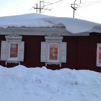Зима однако :: Savayr