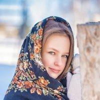Альбиночка :: Виктория Дубровская