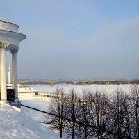 БЕСЕДКА возле Мякушкинского спуска 1840Г. :: Tata Wolf