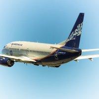 Боинг 737-500 :: Роман Царев