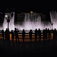 Water show of Bellagio :: Roman Mordashev