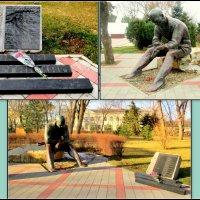 Анапа. Памятник воинам-афганцам :: Нина Бутко