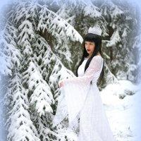Про снежную королеву :: Владислав Филипенко