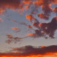 Многоэтажные облака :: Валерий Дворников