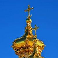 Золото Церковного корпуса... :: Sergey Gordoff