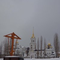 Карповская церковь :: Наталья Сазонова