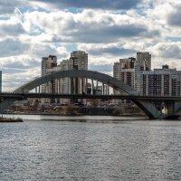 Химкинский железнодорожный мост через Канал им. Москвы (Химки) :: Владислав Лопатов