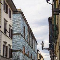 Удивительный дом во Флоренции :: Сергей Фомичев