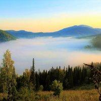 Колыбель тумана :: Сергей Чиняев