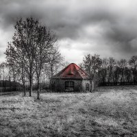 Осенний пейзаж........... :: Александр Селезнев