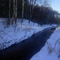 зимний московский пейзаж :: megaden774