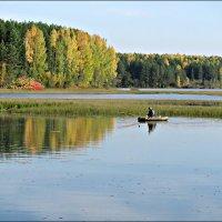 Осенняя рыбалка :: Leonid Rutov