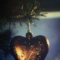 Новогоднее сердце :: Евгения Назарова